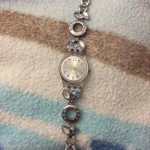 Swatch quartz watch